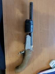 У місцевих мешканців була вилучена зброя та боєприпаси