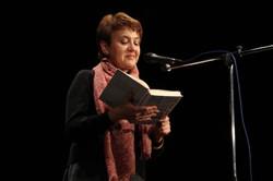 На мості з паперу: як українські та німецькі літератори провели спільні читання (фото)