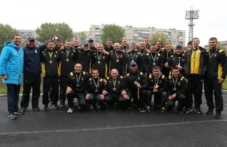 Харківські регбісти стали чемпіонами України