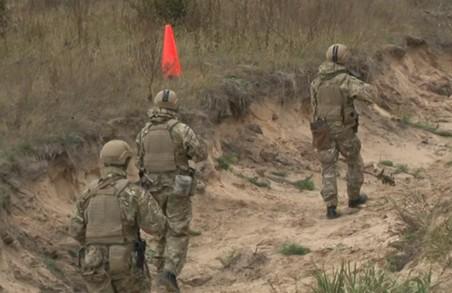 Розвідники Національної гвардії України навчаються у Харкові