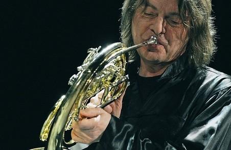 Відомий джаз-імпровізатор виступить у Харкові