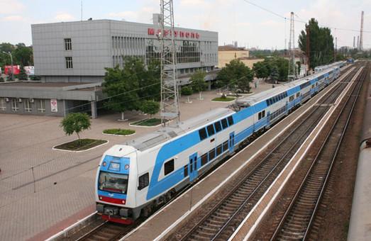 У Маріуполі попереджені теракти на вокзалі