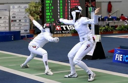 Харків'яни успішно виступили на міжнародних змаганнях на шпагах