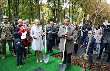 Церемонія посадки сакури стане імпульсом для розвитку відносин між Харківщиною та Японією - Світлична/ Доповнено