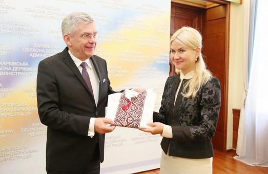 Між Харківщиною та Польщею - співпраця на всіх рівнях - Карчевський - Світличній