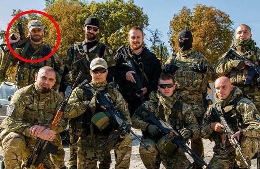 В лісі знайшли тіло відомого активіста та бійця «Азову»