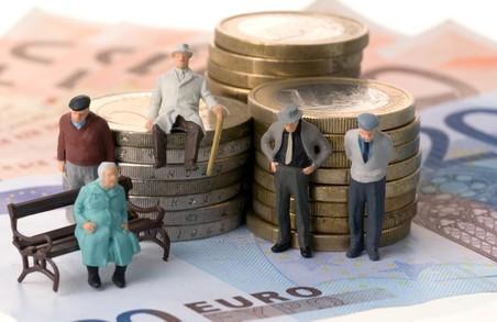 789 тисяч пенсіонерів Харківщини отримали пенсії в збільшеному розмірі