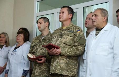 Військові медики урочисто відзначили 140 років з дня заснування Військово-медичного клінічного центру Північного регіону