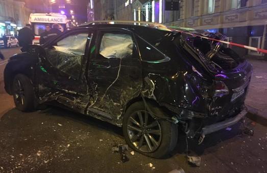 Жахлива аварія на Сумській: п'ятеро загиблих / ФОТО. Доповнюється. Відео