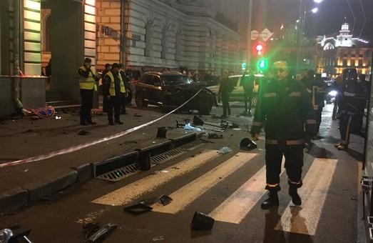 ДТП на Сумській 18 жовтня. Поліція продовжує встановлювати особи постраждалих