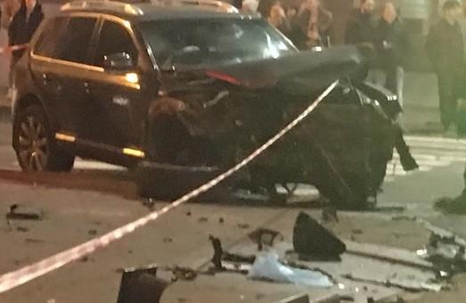 """ДТП на Сумській 18 жовтня. Жінці-водію """"Lexus"""" пред'явлено підозру. Вона заарештована"""