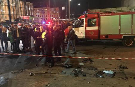 ДТП на Сумській: слідчі допитали водія «Фольксвагена»