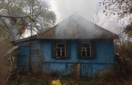У згорілій хаті знайшли тіло селянина
