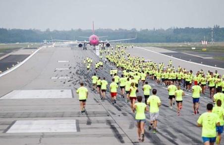 Сьогодні пройдуть легкоатлетичні змагання у Харківському аеропорту