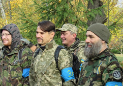 З бійцями харківської тероборони провели відповідну роботу / ФОТО