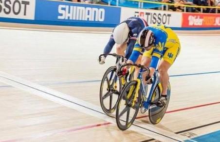 Андрій Винокуров показав непоганий результат на чемпіонаті Європи