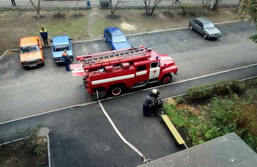 Пожежники врятували двох літніх людей