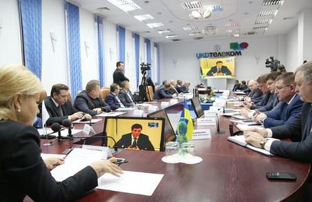 Зубко відзначив заслуги Світличної та успіхи Харківської області