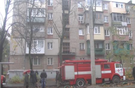 В Харкові стався вибух побутового газу. Постраждалих немає