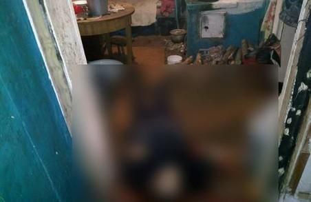 На Харківщині затримано чоловіка за скоєння вбивства матері