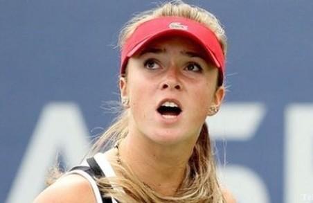 Харківська тенісистка покинула першу п'ятірку світового рейтингу