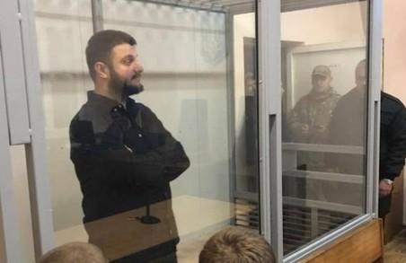 «Справа рюкзаків»: Авакову обрали запобіжний засіб до нового року