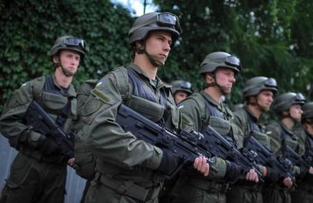 Третя бригада оперативного призначення отримала поповнення