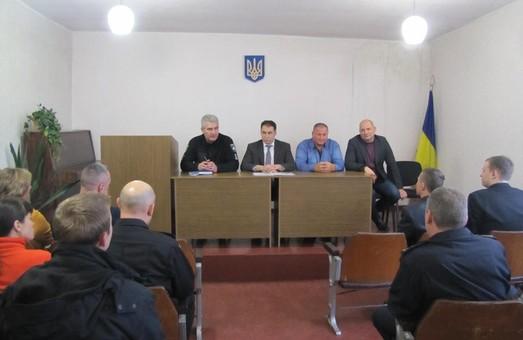 Новий начальник Нововодолазької поліції пообіцяв зробити все можливе