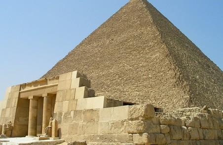 У піраміді Хеопса знайшли нове приміщення