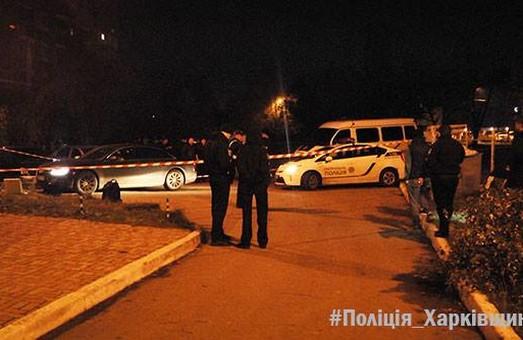 У Харкові з автомата розстріляно автівку/ Доповнено, офіційно