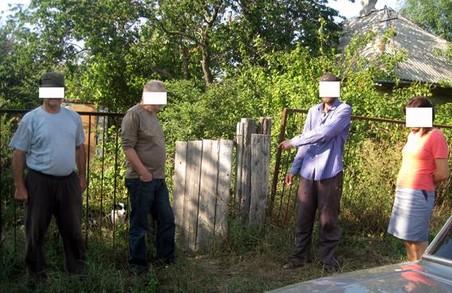 Селяни допомогли поліції спіймати місцевого злодюжку