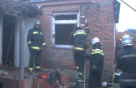 Жінка, яка була прикута до ліжка, не змогла врятуватися від пожежі