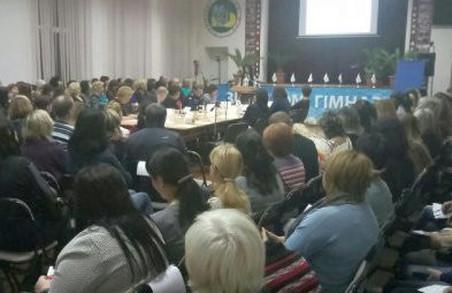 ЗОЖ: у Харкові озвучили головні болячки школярів