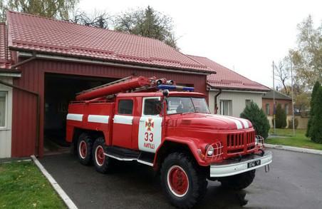 Пожежники у Циркунах врятували двох людей