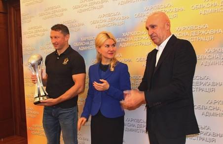 Завдяки Ярославському харків'яни можуть пишатися перемогами своїх регбістів  – Світлична / Фото, Доповнено