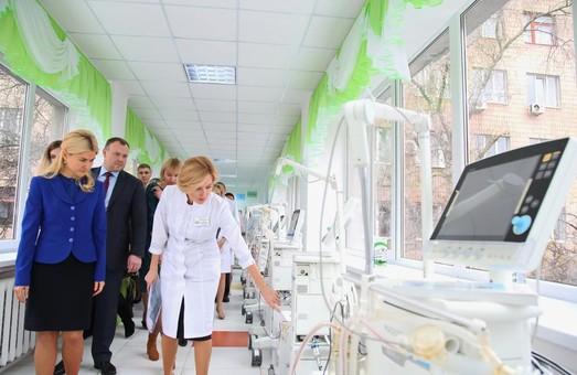 Обласна дитяча лікарня №1 отримала сучасне, навіть унікальне обладнання - Світлична