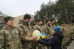 У Башкирівці урочисто відзначили повернення із зони АТО 92-ї бригади