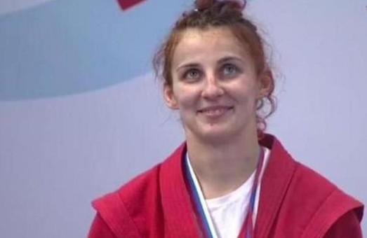 Харків`янка стала чемпіонкою світу з самбо