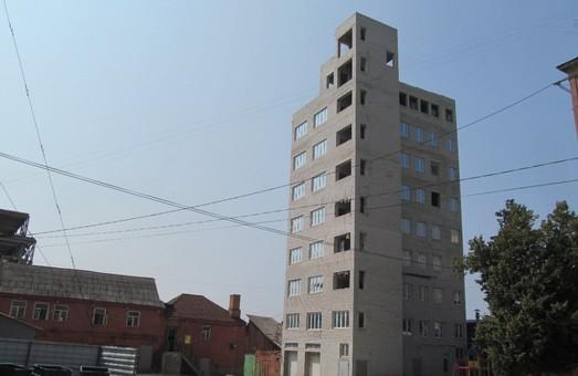 У Харкові знесуть дев`ятиповерхівку