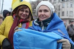 Чотири роки від початку Євромайдану відзначили в Харкові