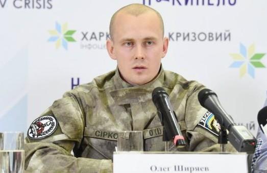 Алімпієв ніколи не займався питаннями оборони області – Ширяєв