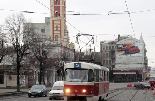 Центром харькова довго не ходитимуть трамваї