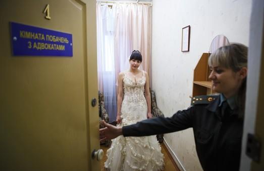 Весілля на Диканівці: жених виявився засудженим