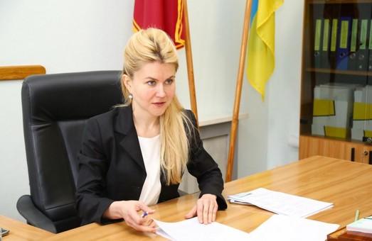 Чоловіки рівняються на неї: Ірина Луценко на Українському жіночому конгресі про роботу Юлії Світличної
