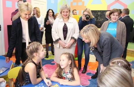 Відкриття Центру розвитку для дітей у складі вишу є гарним продовженням напрацювань Гендерного форуму в Харкові, - Світлична