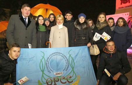 Юлія Світлична взяла участь у флешмобі проти гендерного насильства