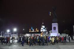 В Харкові пройшов флешмоб проти насильства над жінками