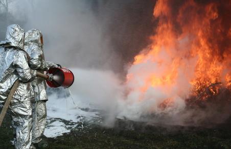 За останній тиждень зафіксовано 169 випадків пожеж та надзвичайних подій