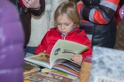«Книжковий Миколайчик» готує сюрпризи для дітей та дорослих