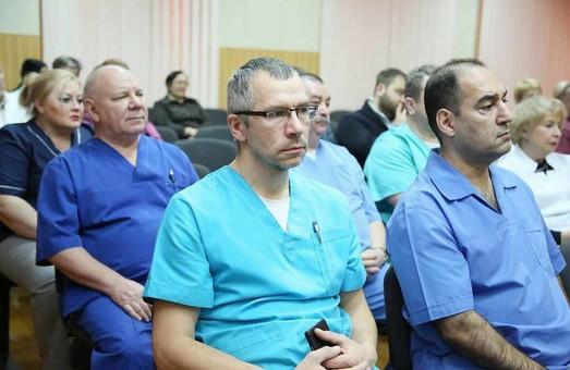 Ізраїль допоможе Харкову відкрити центр для реабілітації після складних поранень у зоні АТО - Світлична